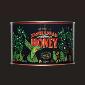 2kg Leatherwood/Meadow Honey