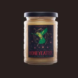 400g HoneyEater Leatherwood Glass Jar