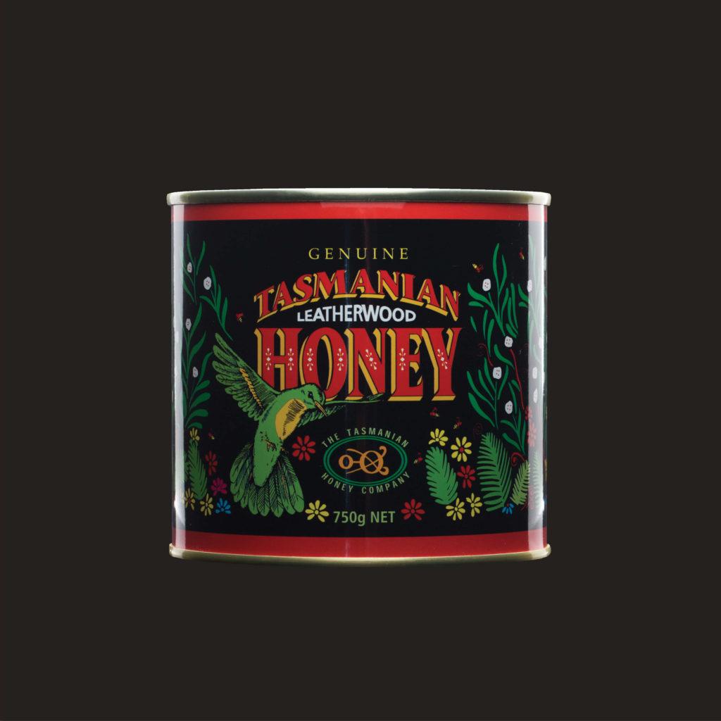 750g Leatherwood/Meadow/Christmas Bush Honey