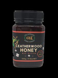Bio Active Leatherwood Honey